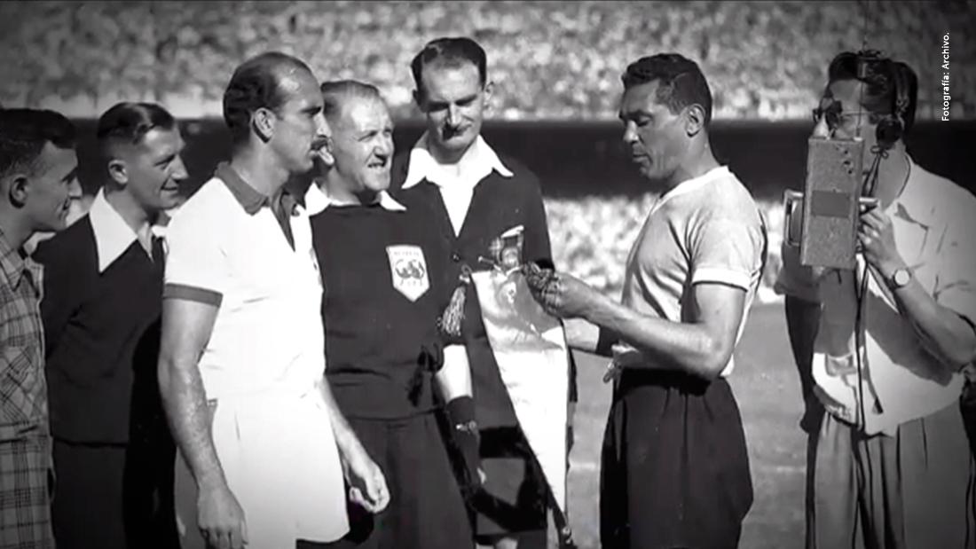 Una de las grandes hazañas del fútbol uruguayo fue el 'Maracanazo'