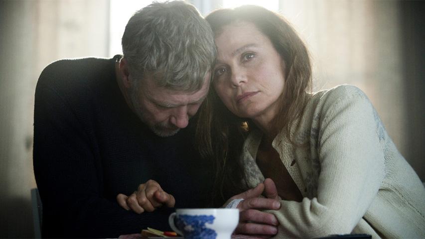 Fotograma de la película El Hipnotista.