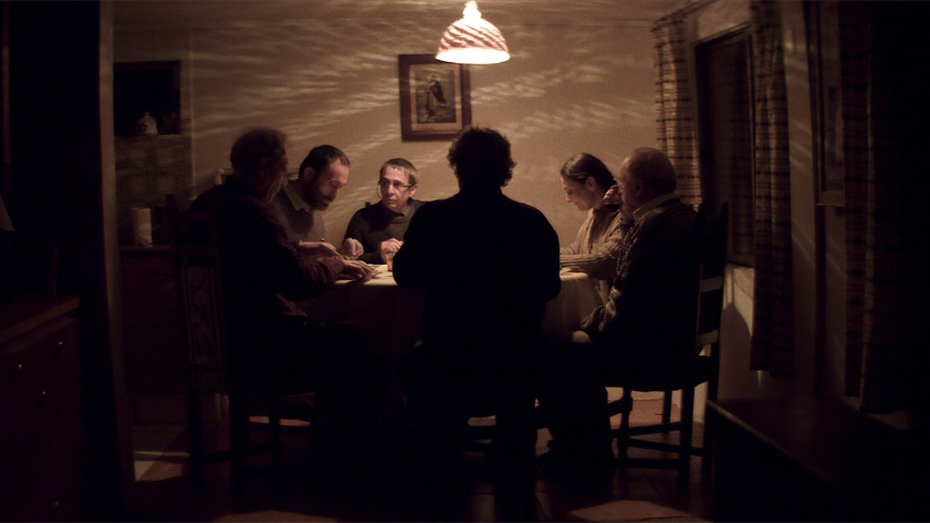Imagen de la película El Club.