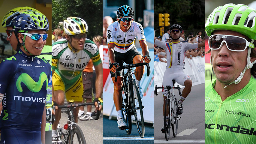 ¿Qué tipo de ciclista eres?
