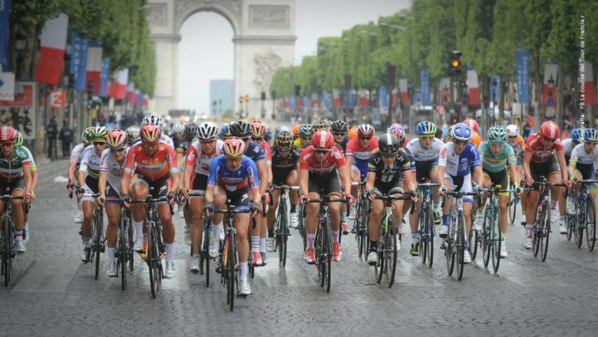 7 momentos claves del ciclismo femenino colombiano / La Course oficial