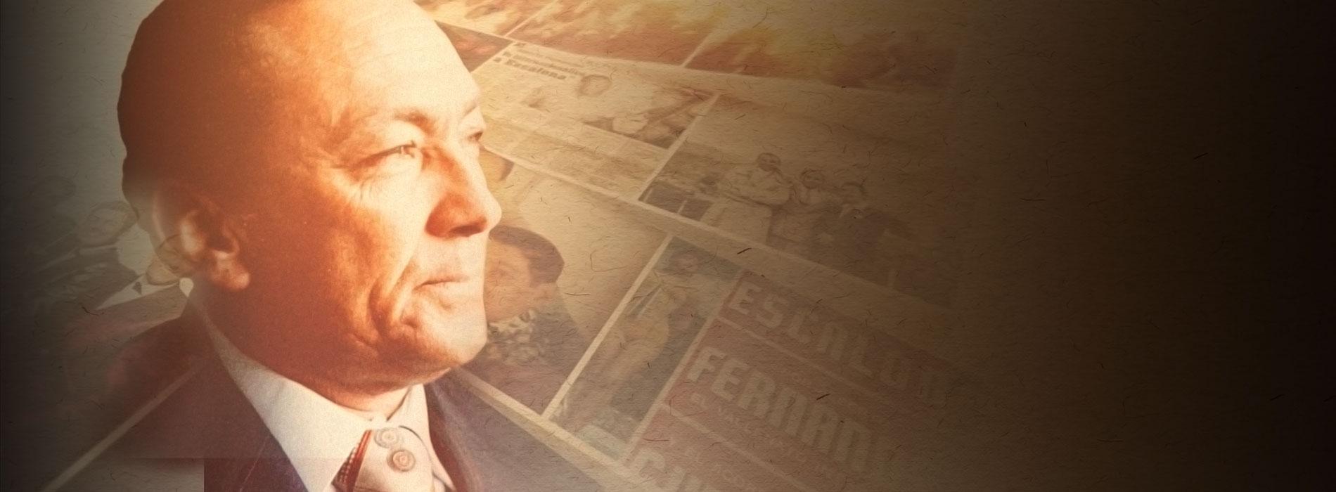 Homenaje a Alberto Fernández Mindiola