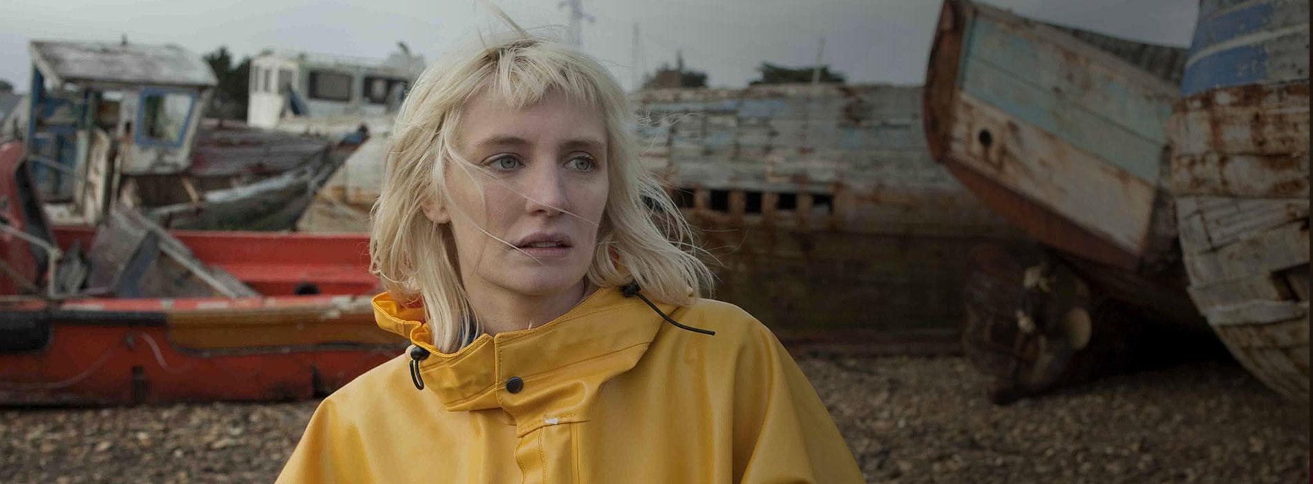 """Lucie Debay en la película """"Melody"""""""
