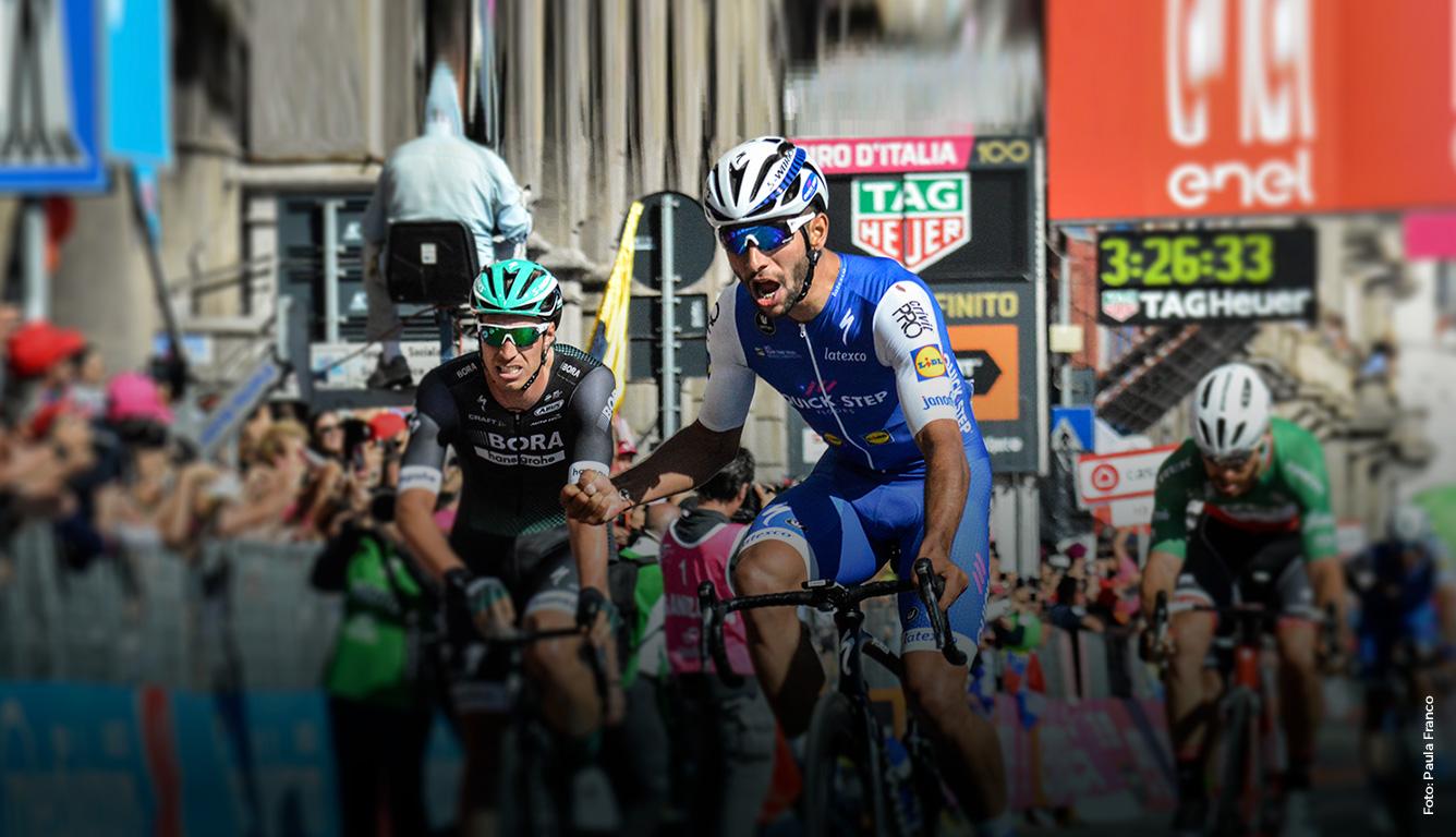 Las victorias en etapas de los colombianos en el Giro de Italia / Paula Franco