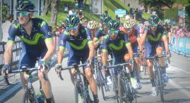 Así sufre el cuerpo de un ciclista en competencia