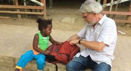 Dr. Faga: un médico poco convencional