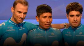 ¿Qué le pasa a Nairo Quintana?