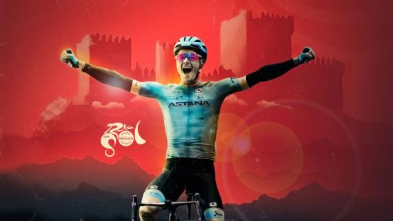 La Vuelta Andalucía 2021 por Señal Colombia