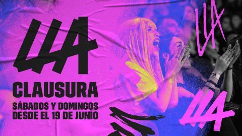 El torneo clausura de la LLA se verá por Señal Colombia