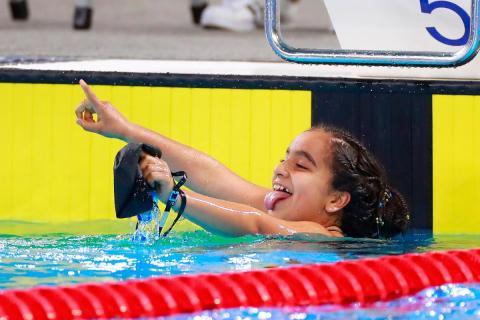 Sara Vargas / Cortesía Paralympic.org