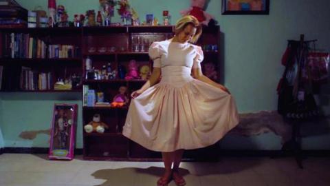 Imagen del documental La Mujer de los 7 nombres.