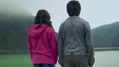Imagen de la película 'Jardín de amapolas'