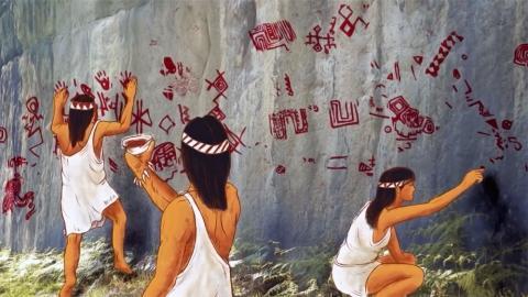 Serie documental Arqueolombia