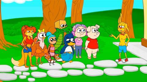 Personajes serie zootecnia