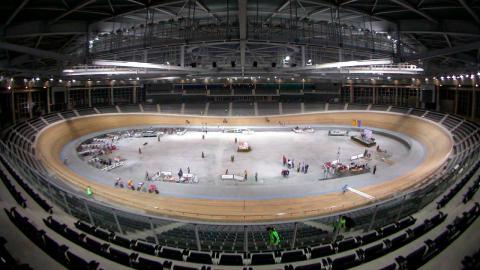 El calendario y las sedes de la UCI Track Champions League