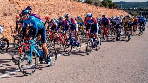 El recorrido de la edición 72 de la Vuelta a la Comunidad Valenciana