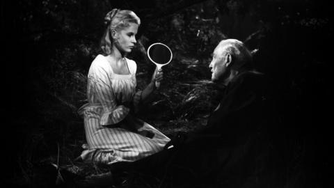 Película Fresas salvajes, de Ingmar Bergman