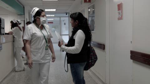 Imagen del documental 'Paciente' (2016)