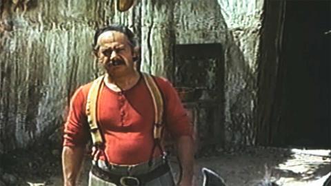 """Carlos Muñoz como """"Felipe"""" en la película """"Tigre"""""""