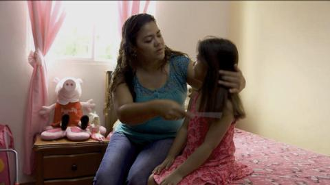 Fotograma del documental Mujeres a la calle.