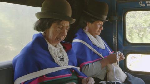 'Gran Mama' la labor de las parteras de pueblo Misak