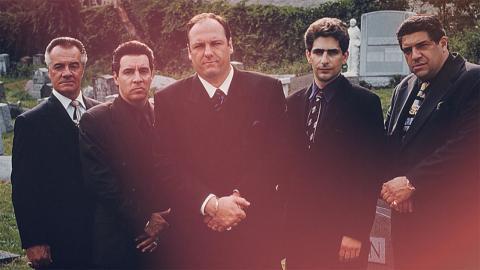 Imagen de la serie 'The Sopranos'