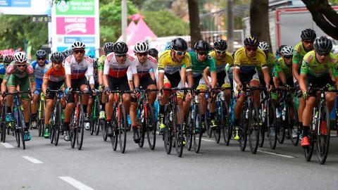 Se aplazó la Vuelta al Valle 2021