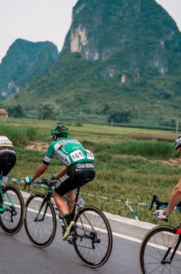 ¿Qué hace la UCI en China? / Facebook Tour de Guangxi
