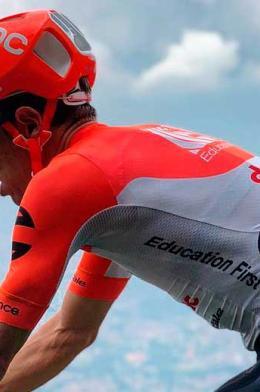 Rigoberto Urán, ciclista colombiano / Foto tomada del Instagram oficial de Rigoberto Urán