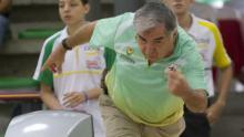 Jairo Ocampo fue campeón mundial de bolos hace 41 años y sigue campante / Coldeportes