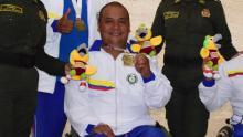 John Jairo Castro, el tirador que compartió selección Colombia con Fabián Vargas