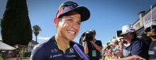 Esteban Chaves: la rudeza detrás de una sonrisa