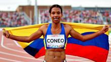 Muriel Coneo, atleta colombiana / Comité Olímpico Colombiano