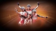 El Santos Tour Down Under 2020 se ve a través de Señal Colombia