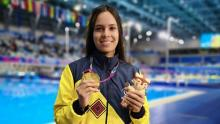 Foto: Comité Paralímpico Colombiano