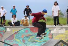 Skateboarding / CORTESÍA