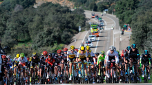 Disfruta de la Vuelta a Andalucía por Señal Colombia / Vuelta a Andalucía