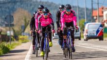 ¿Quiénes son los corredores del Manzana Postobón en la Vuelta al País Vasco? / Team Manzana Postobón