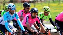 Manzana Postobón hace top 10 en la etapa 4 del Tour de Turquía / Instagram Team Manzana Postobón