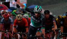 Sam Bennett, ganador de la etapa 12 del Giro de Italia