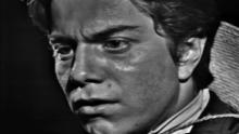 Actor que interpreta a Cordova el prócer de la independencia