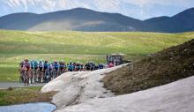 Pelotón del Giro de Italia / Giro de Italia oficial