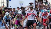 El ciclista colombiano Fernando Gaviria confirmó que sí tiene el Coronavirus.
