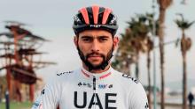 Fernando Gaviria, corredor colombiano / UAE Team Emirates