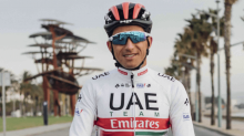Sergio Luis Henao, nuevo ciclista del UAE Team Emirates / UAE Team Emirates