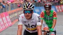 Sergio Luis Henao, ciclista del Team Sky / Iraia Calvo