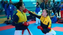 Karate, un arte marcial milenario que llega a los Juegos Olímpicos / Federación Colombiana de Karate