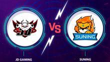 MIRA EN VIVO JD Gaming Vs. Suning en el Worlds 2020