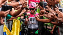 Señal Colombia tendrá un magazín especial del Tour Colombia 2.1 / Éder Garcés - Fedeciclismo