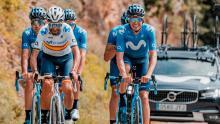 El Movistar Team divide fuerzas para conquistar el 2020